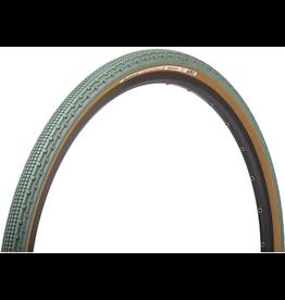 Panaracer Panaracer GravelKing SK Tire - 700 x 38, Tubeless, Folding, Olive/Brown