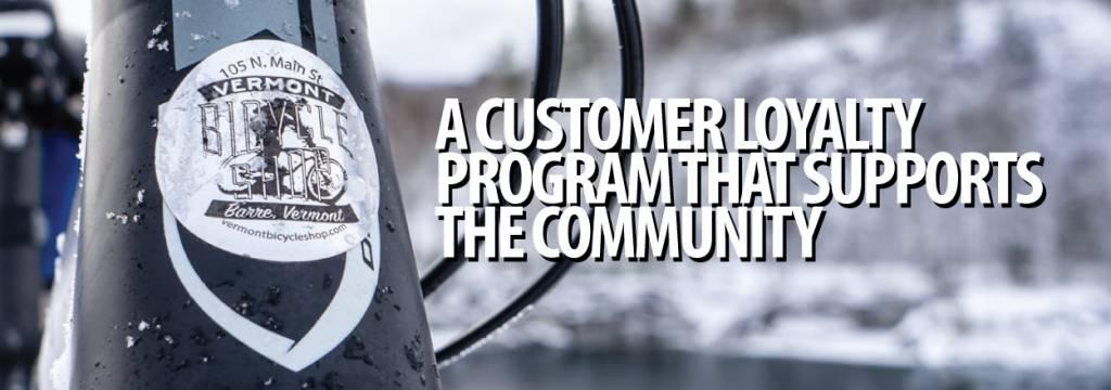The Community Loyalty Program