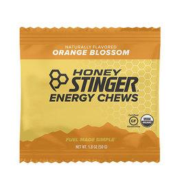 Honey Stinger Honey Stinger Organic Energy Chews Box of 12, Orange