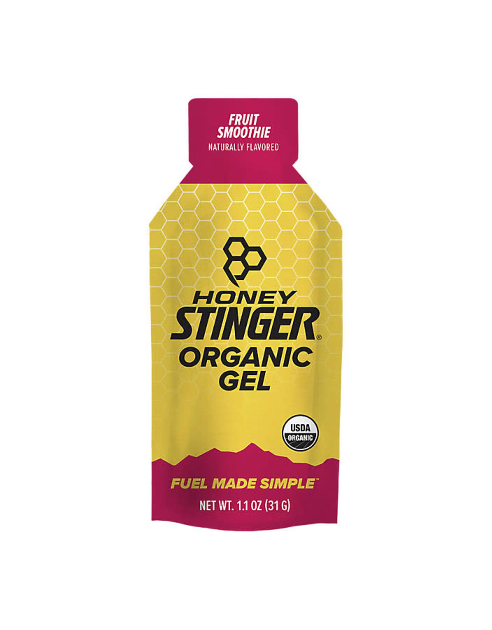 Honey Stinger Honey Stinger Organic Energy Gel  Fruit Smoothie