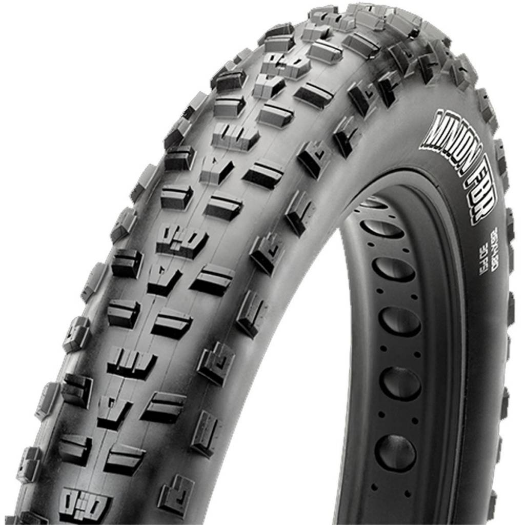 Maxxis Maxxis Minion 26 x 4.80 FBR Tire, Folding, 120tpi, Dual Compound