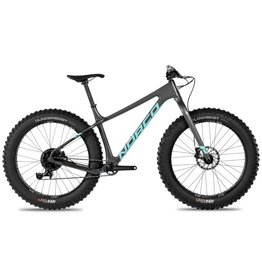 NORCO Norco Ithaqua 6.2 2017 Charcoal/White/Teal MD