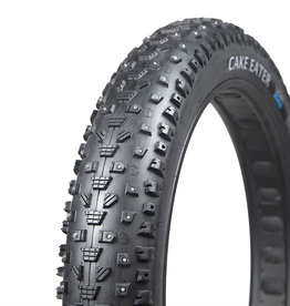 Terrene Tires Terrene Cake Eater Flat Studded Winter Tire 26x4.6