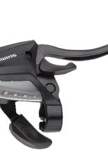 Shimano Shimano EF500 Shift/Brake Lever, Black Rear, 7