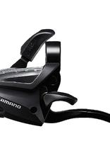 Shimano Shimano EF500 Shift/Brake Lever, Black Front, 3
