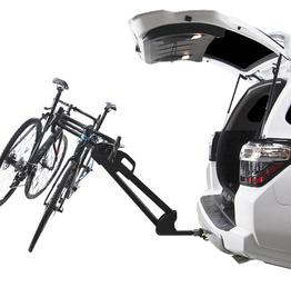 Saris Glide EX 2 Bike Hitch Rack, Black 2