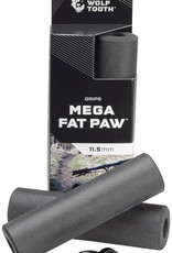 Wolf Tooth Wolf Tooth Mega Fat Paw Grips - Black