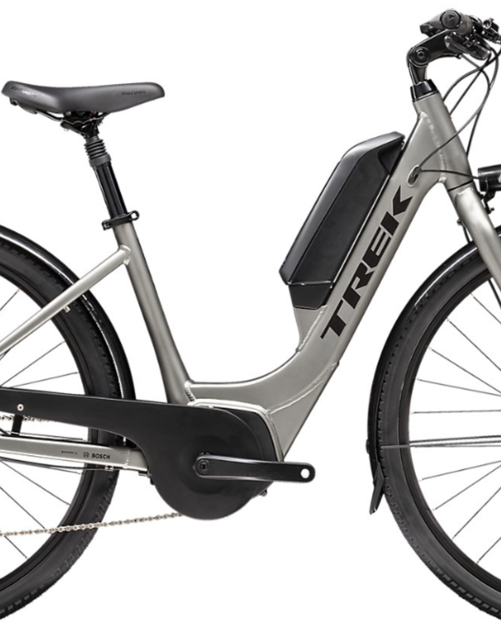 Trek Bicycles Trek Verve+ 2 eBike