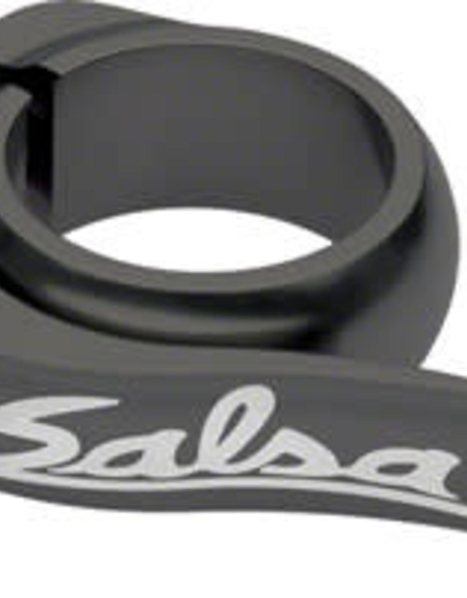 Salsa Flip-Lock Seat Collar 30.6 Black