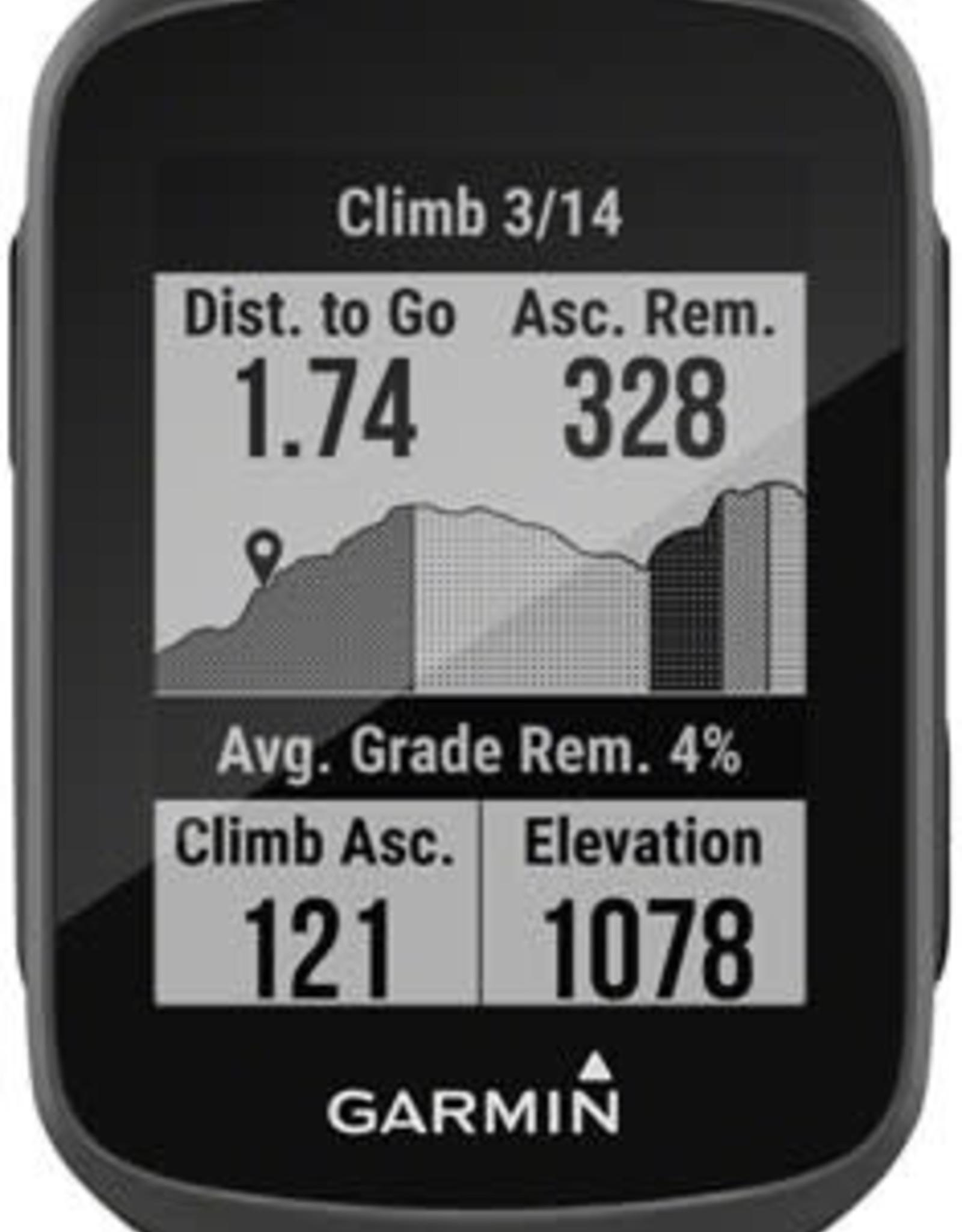 Garmin Garmin Edge 130 Plus Bike Computer - GPS, Wireless, Black