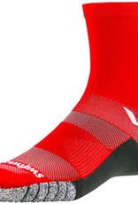 Swiftwick Swiftwick Flite XT Five Socks - 5 inch, Red, Small