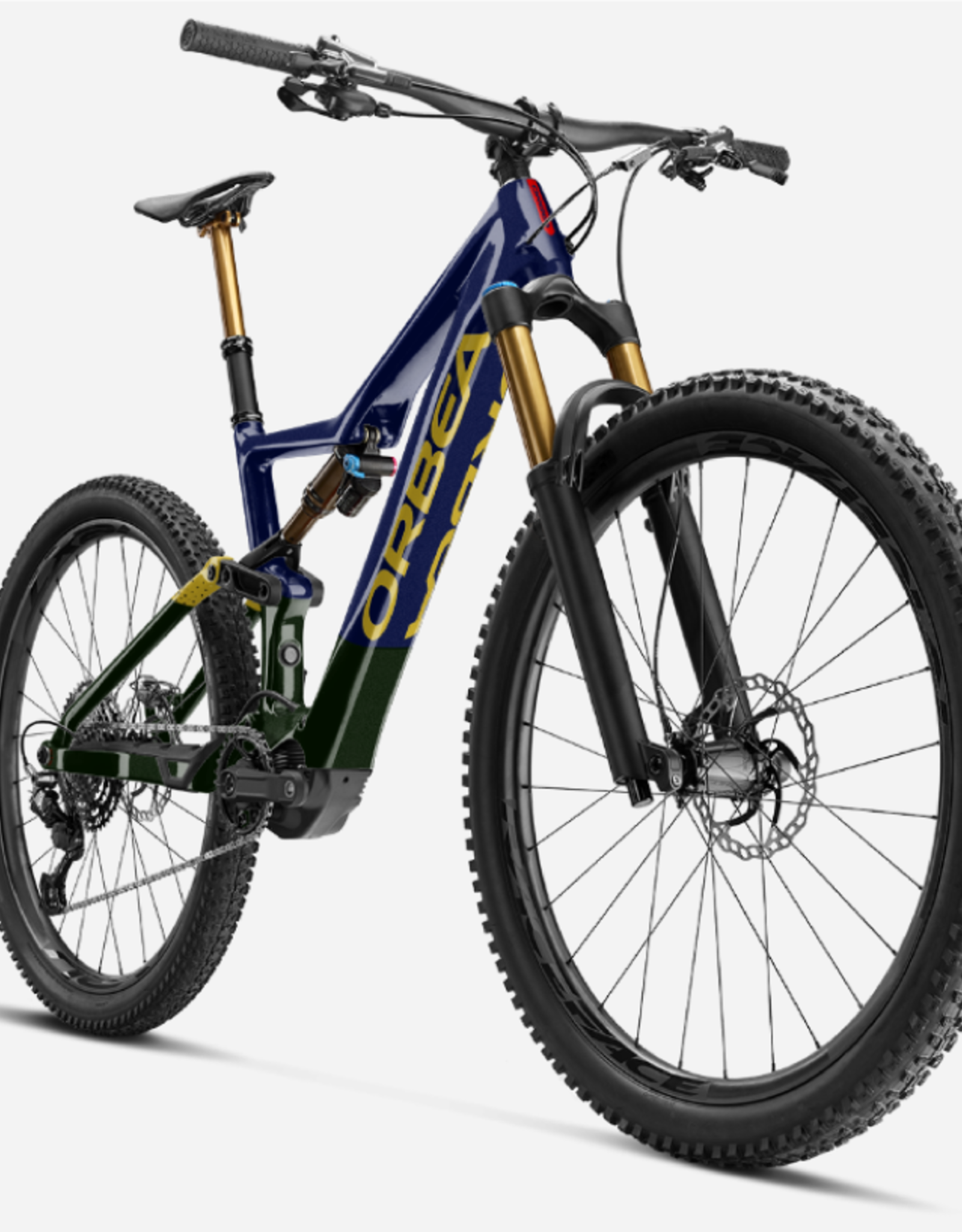Orbea Rise Vermont Edition EP8 RS