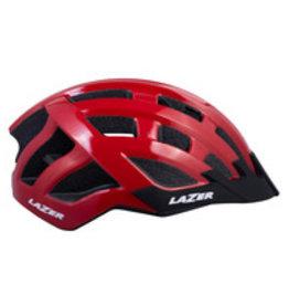 Lazer Lazer Compact Red Helmet