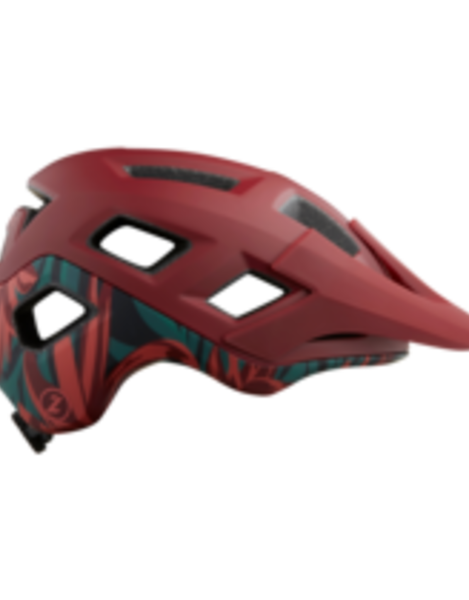 Lazer Lazer Coyote MIPS Medium Maroon Helmet