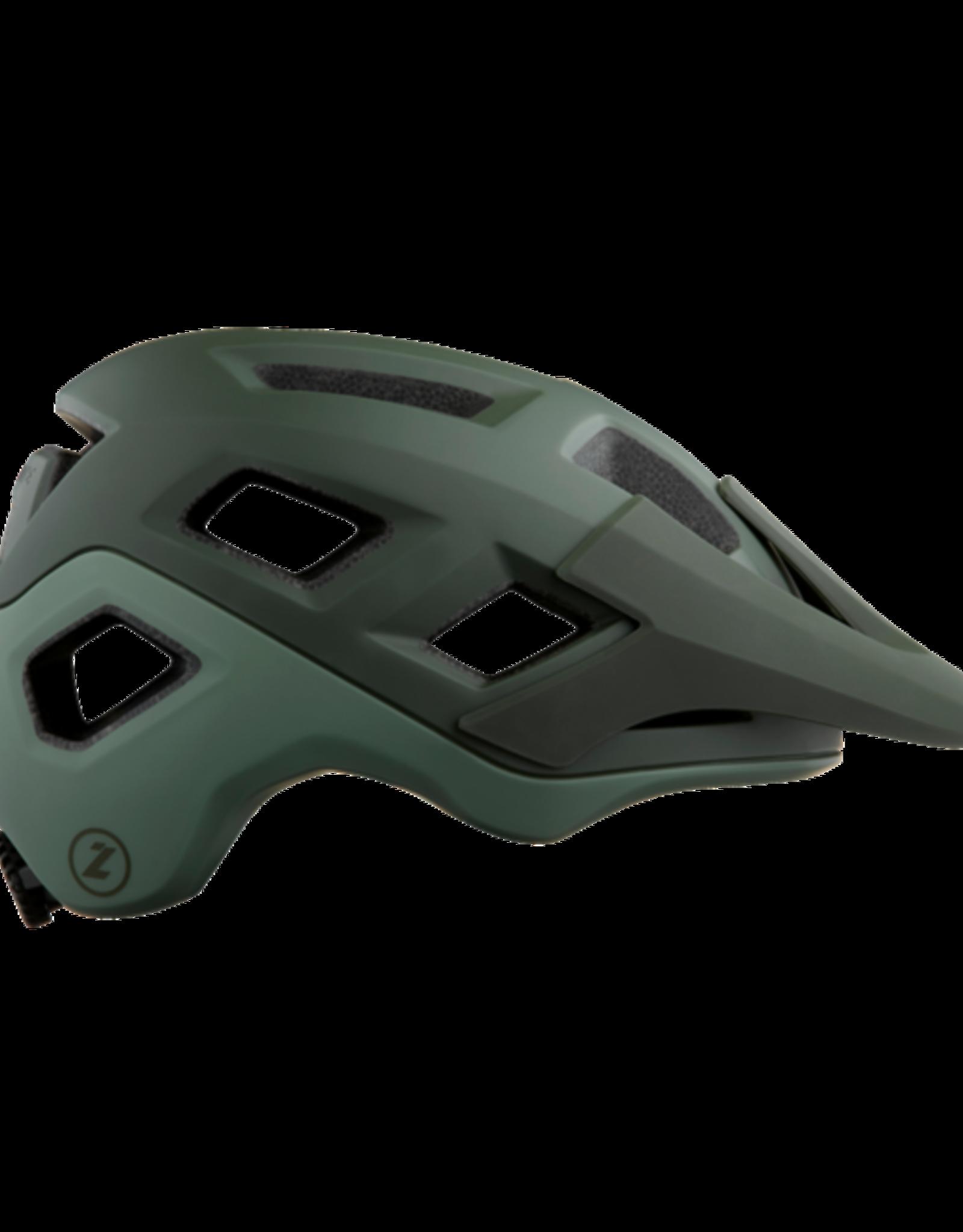 Lazer Lazer Coyote MIPS dark green Small Helmet