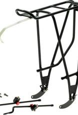 Axiom Axiom Streamliner Disc DLX Rear Rack: Black