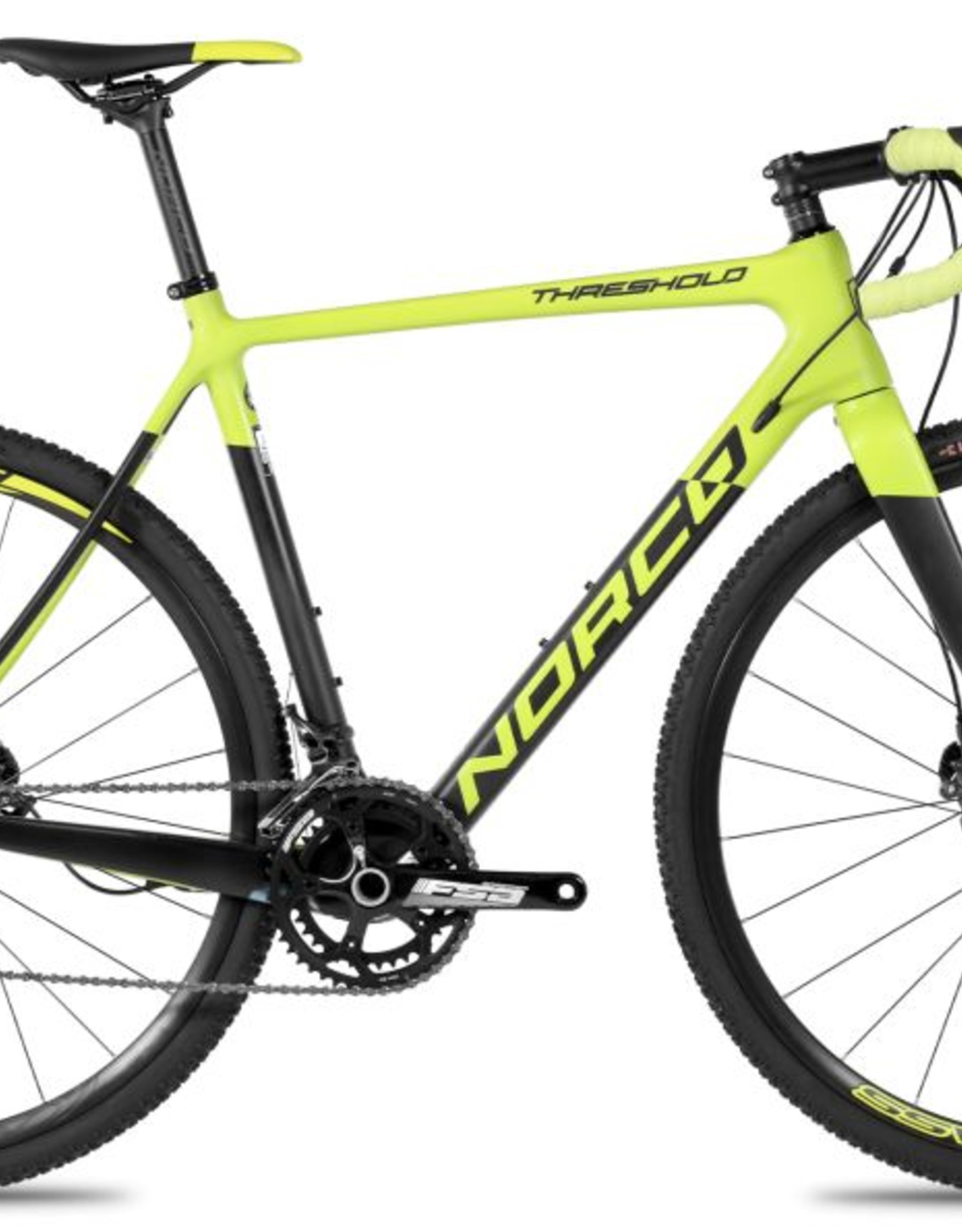 NORCO Norco Threshold C Ultegra 58 Citron