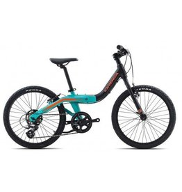 "Orbea Orbea GROW 2 7 Speed 20"" Black-Jade Green"