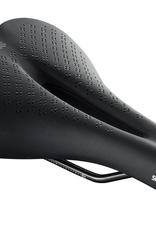 BONTRAGER Bontrager Sport Womens Bike Saddle, Black 275mm x 167mm