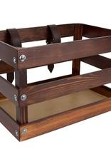 Sunlite Pine Box HB Basket 14x9x9BRN