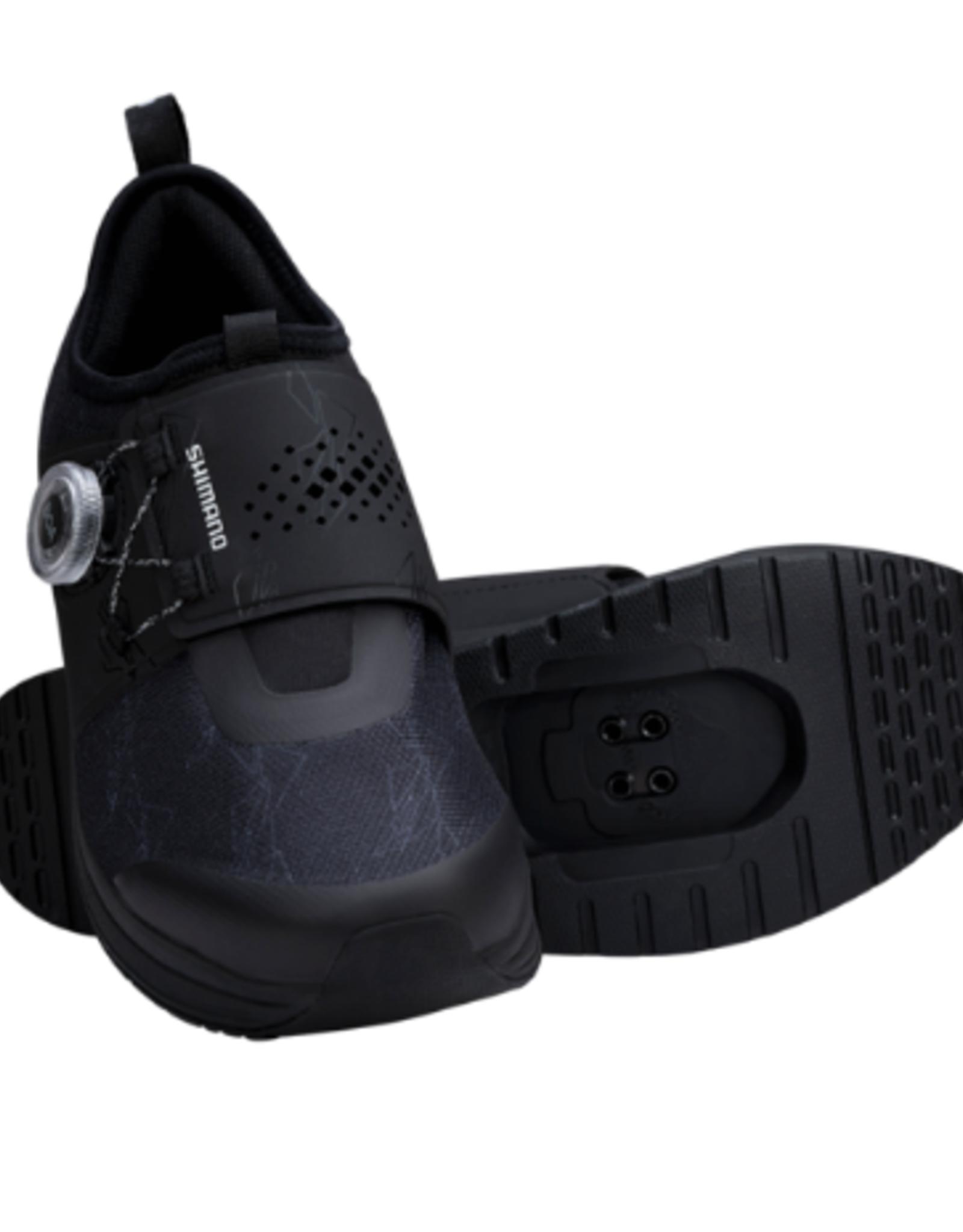 Shimano Shimano SH-IC300 Bike Shoe Blue 38