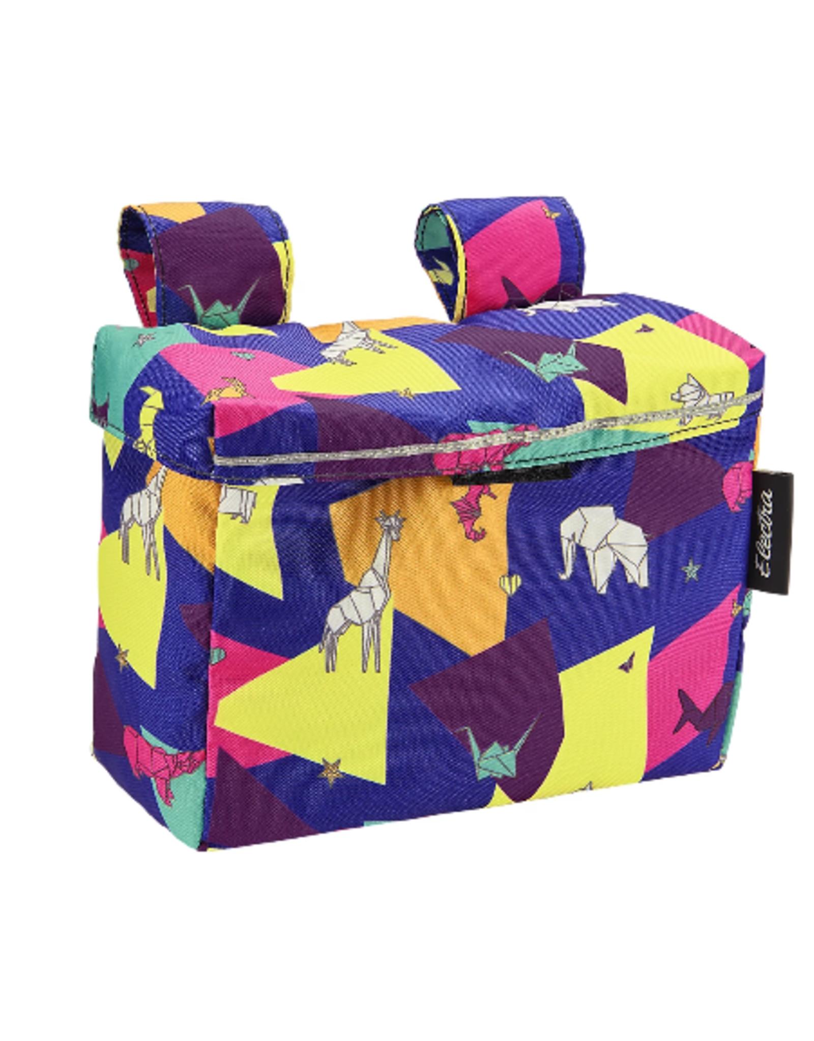 Electra Electra Handlebar Velcro Wlid Washi Bag