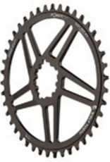 Elliptical CX/Gravel SRAM DM (Flat-Top) Ring, 40T - BK
