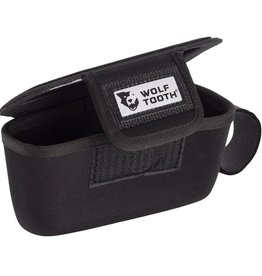 Wolf Tooth Components Mountain Barbag, Left, Black