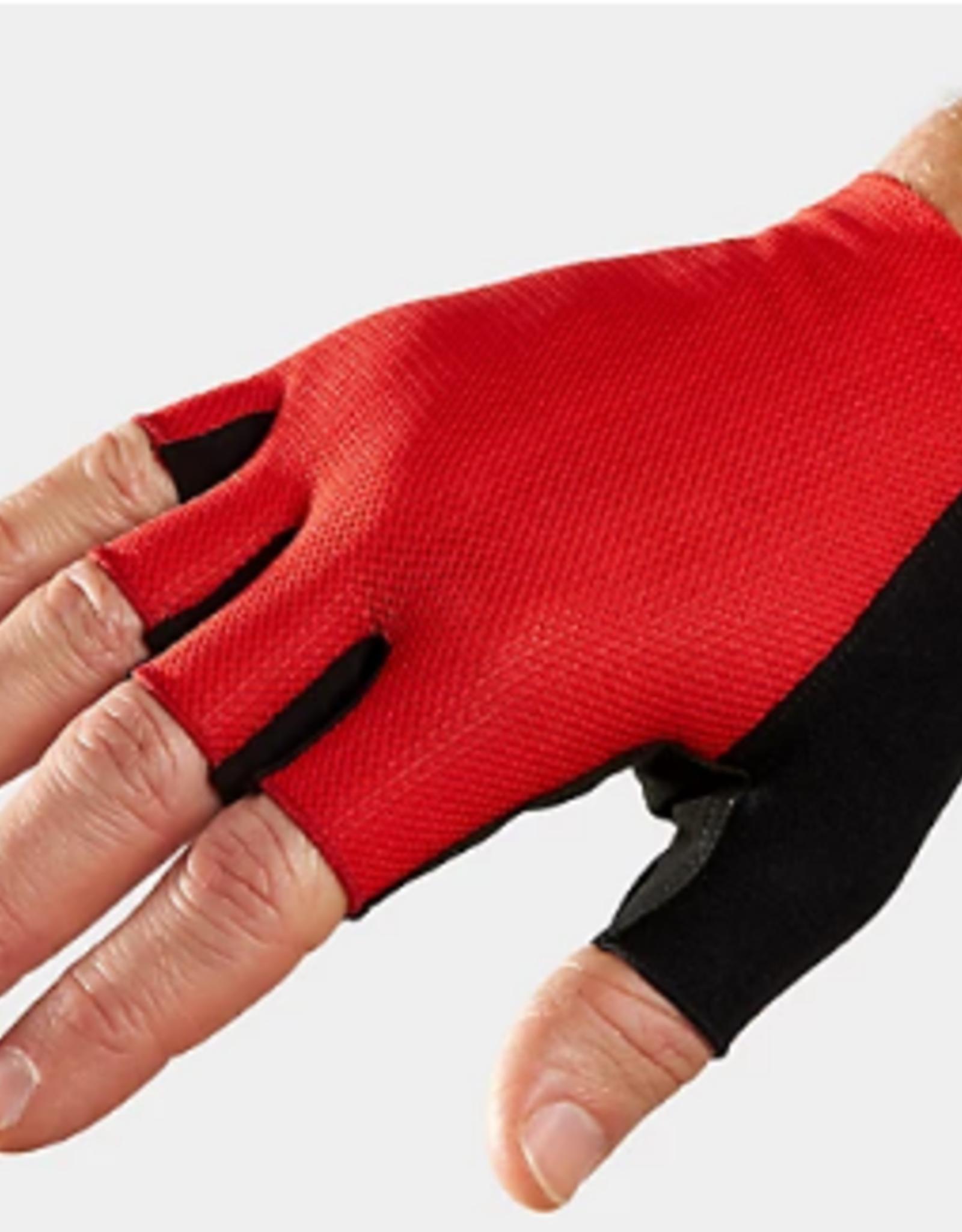 BONTRAGER Glove Bontrager Solstice Flat Bar Xx-Large Viper Red
