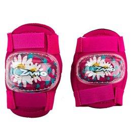 KIDZAMO Pad Set Kidzamo Elbow/knee Daisy Pad Set