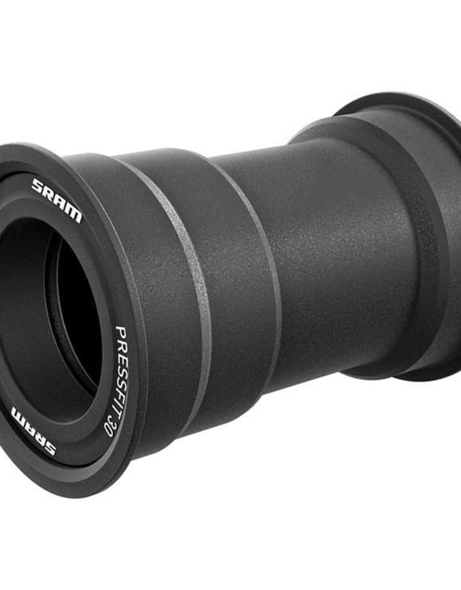 SRAM SRAM PressFit 30 68-92mm Bottom Bracket, Fits BB30A, BBRight, BB386, BB386 EVO
