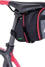Axiom Axiom Seymour Oceanweave Wedge 1.3 Saddle Bag: Black