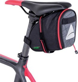 Axiom Axiom Seymour Oceanweave Wedge 1.3 Saddle Bag: Black