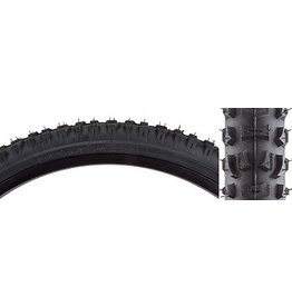 Sunlite Sunlite Smoke 24x2.1 Black Tire