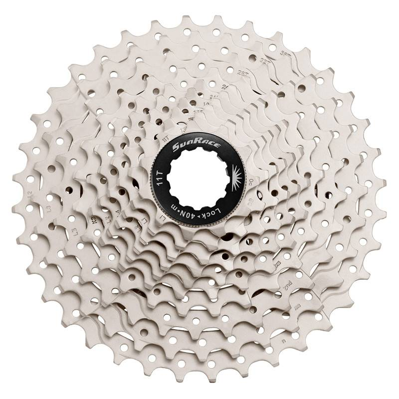SunRace Sunrace CSMS 11-36 10 Speed Champagne