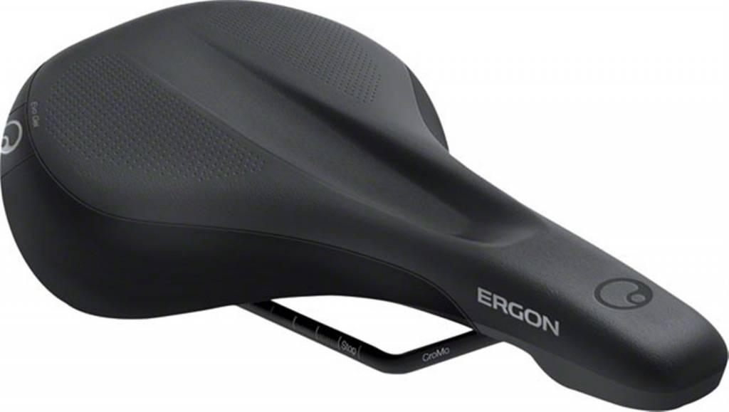 Ergon Ergon SFC3-S Comp Gel Saddle: Large, Black