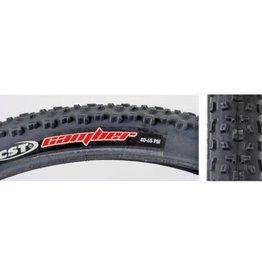 CST Camber Comp MTB Tire: 26x2.25 Steel Bead Black