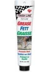 Finish Line Premium Grease with Teflon, 3.5oz Tube