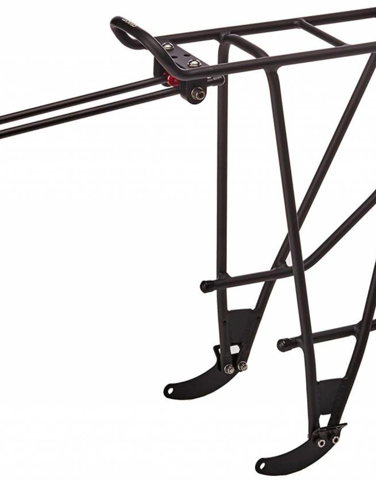 Axiom Axiom Streamliner 29er DLX Rear Rack: Black