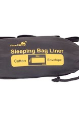 Ace Camp Cotton Rectangle Sleeping Bag Liner
