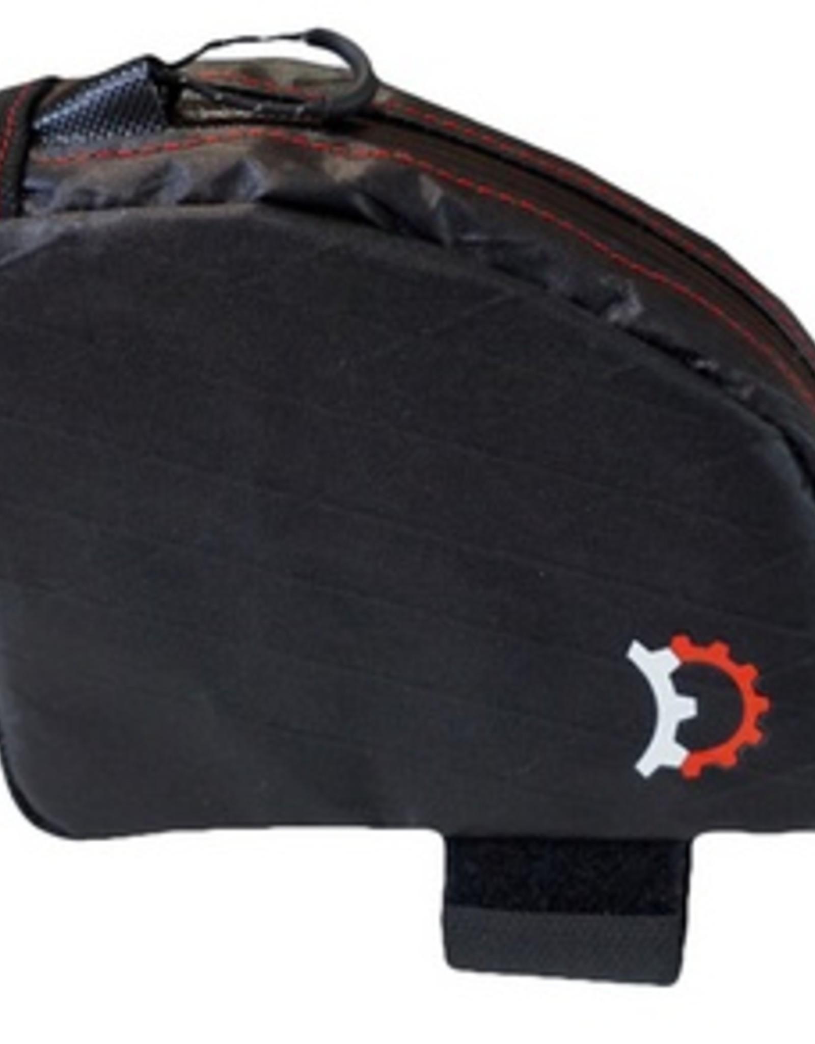 Revelate Designs Revelate Jerry Can Bent Black Top Tube Bag