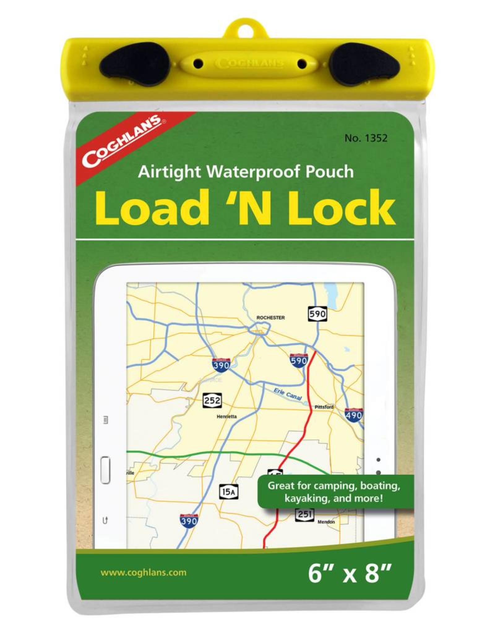 Coghlan's Coghlan's Floating Load N' Lock Pouch 6x8 Inches