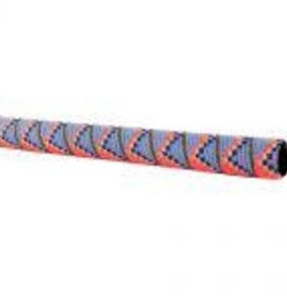 Serfas Woven Bar Tape Aztec Blue/Black/Neon Pink