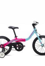 "Orbea Used Orbea GROW 1 Coaster Brake 16"" Blue-Pink"