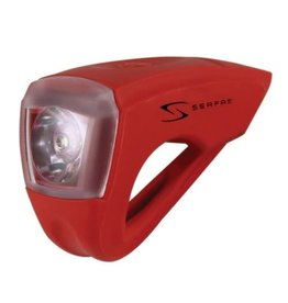 Serfas USB Silicone Red Headlight