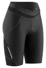 Louis Garneau Louis Garneau Request Promax Junior Girls Short: Black JR-SM