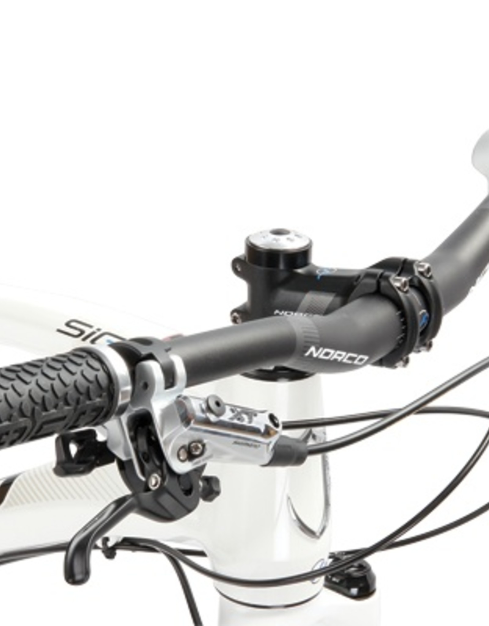 Norco Torrent 8 Deg Back Sweep 5 Deg Up Sweep 35mm Handlebar (Made by Diety)