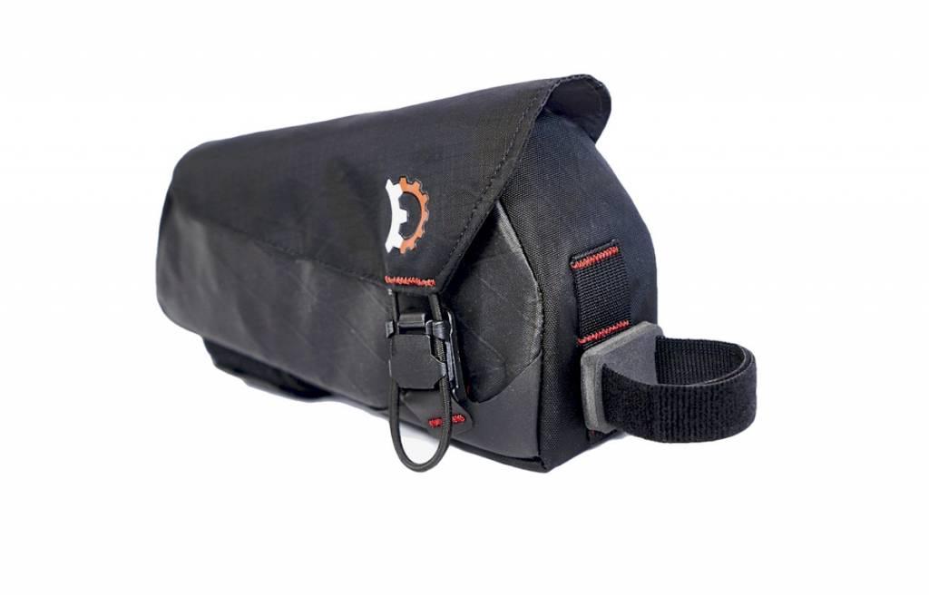 Revelate Designs Revelate Designs Black Mag-Tank Bolt-On Top Tube/Stem Bag