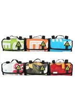 Green Guru Green Guru Handlebar Touring Townie Cooler Bag (Colors Vary, Made from Reclaimed Materials)