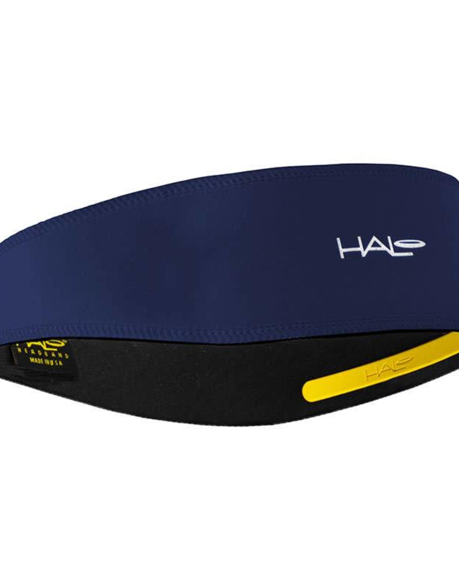 Halo II Pullover Headband: Navy Blue